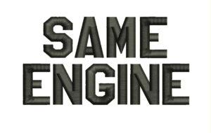 Same Engine_SEW