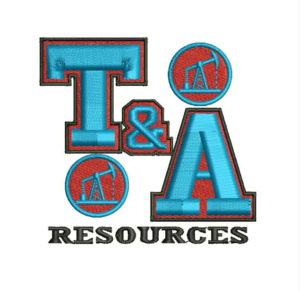 T&A Logo cap-sew